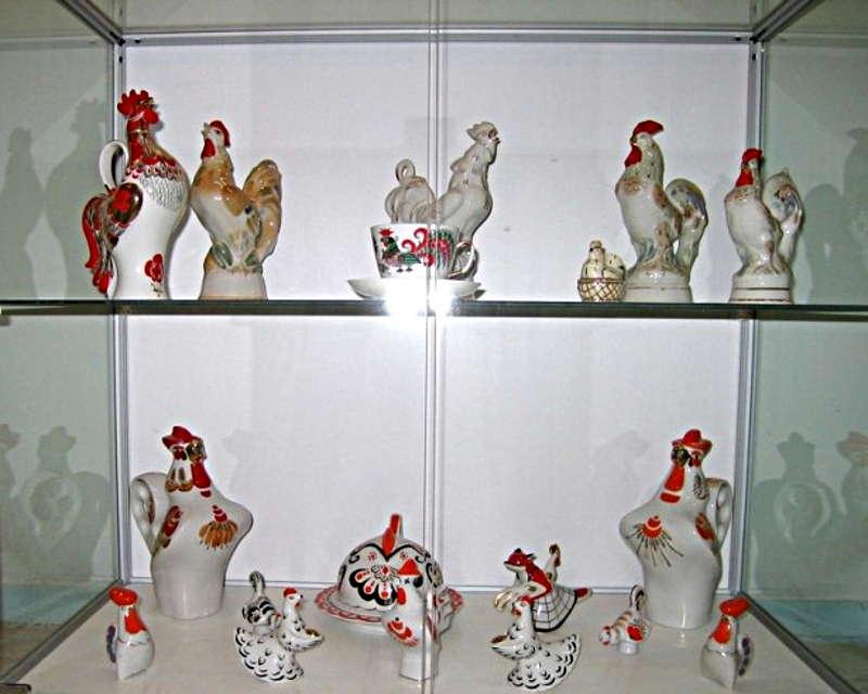 Музей петуха в Петушках